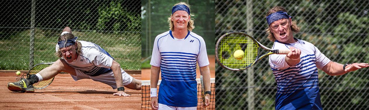 KJ Tennis – specialist i topspin!